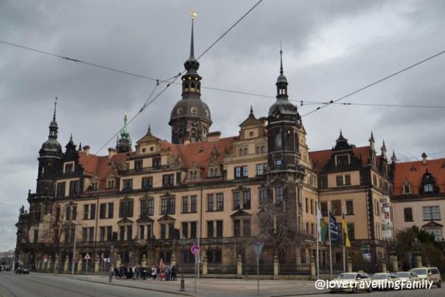 Residenzschloss, Dresden, Germany