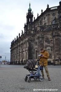 Residenzschloss, Dresden, Germany Lovetravelling family