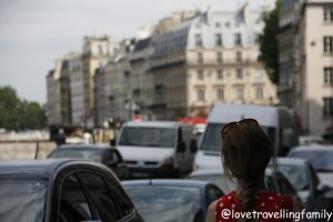 Streets in Paris