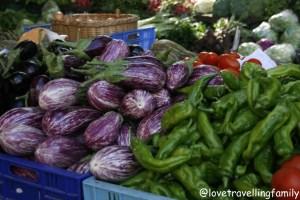 Market in Inca, Mallorca