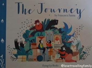 The Journey by Francesca Sanna, cover