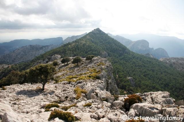Trekking in Mallorca, Spain