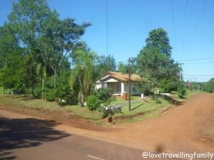 Road from Buenos Aires to Puerto Iguazú, Iguazu