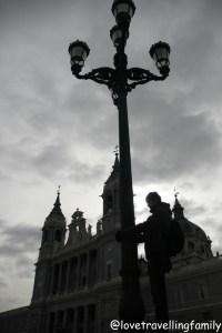 Catedral de Nuestra Señora de la Almudena, Madrid, Spain