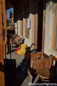 Guest House Svan-Ski, Mestia, Svanetia, Georgia