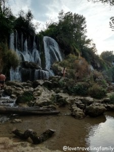 Kravica waterfalls, Bosnia and Hercegovina