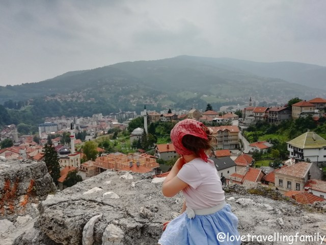 Love travelling family, Travnik, Bosnia and Hercegovina