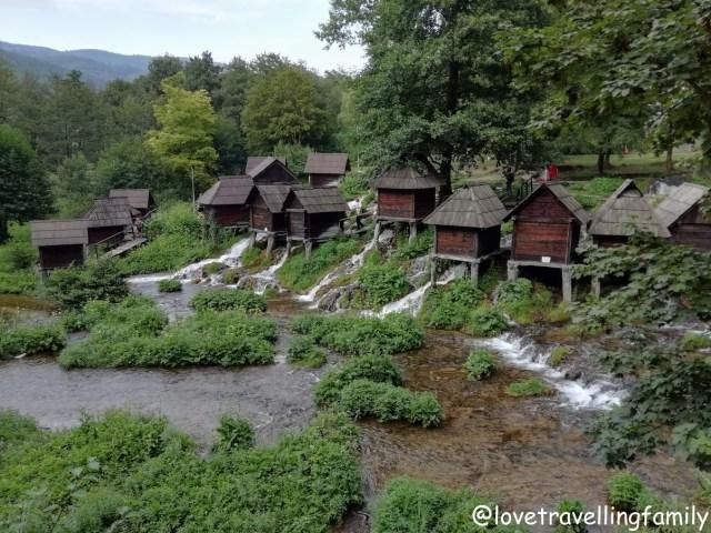 Mlinčići, Jajce watermills, Bosnia and Hercegovina
