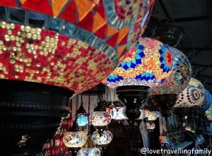 Mosaic lamps, Bosnia and Hercegovina