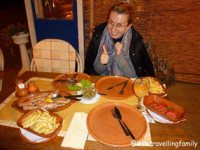 Šibenik, Croatia 2013, Love travelling family