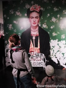 Frida Kahlo Appearances Can Be Deceiving - Brooklyn Museum, Love travelling family