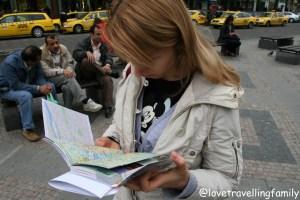City breaks Prague in Spring. Love travelling family