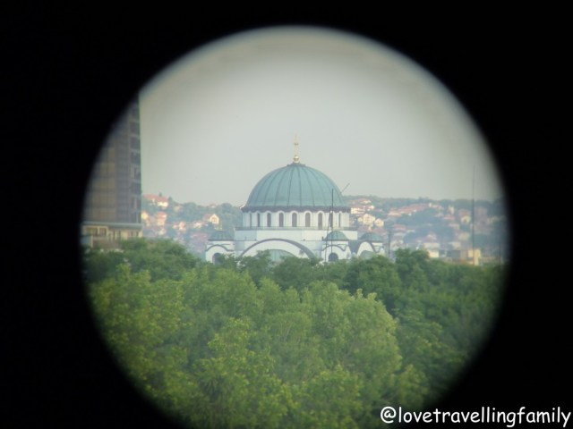 Observatory Kalemegdan, Serbia, Belgrade with kids, Love travelling family