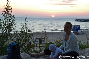 Palanga, the Baltic Sea, Lithuania with kids Love travelling family