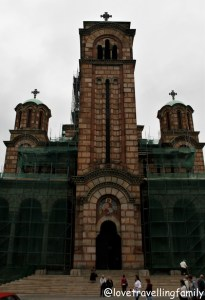 St. Mark's Church, Serbia, Belgrade with kids, Love travelling family