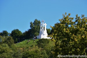 Three Crosses, Vilnius, Lithuania with kids Love travelling family