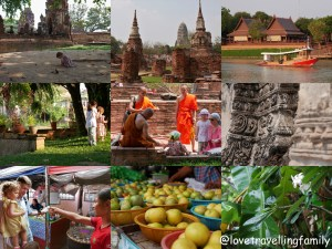 Where to stay in Ayutthaya. Accommodation