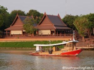 Where to stay in Ayutthaya. Ayutthaya with kids