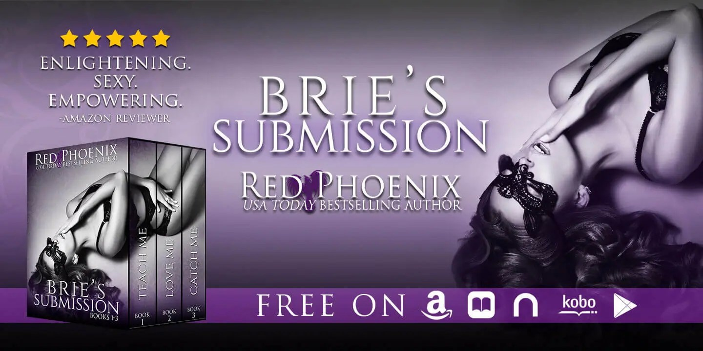 Autor Red Phoenix book Brie's Submission Box Set 1
