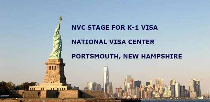 K-1 Fiance Visa NVC Phase- Guide and Steps - LoveVisaLife