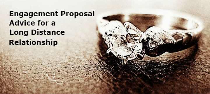 long distance proposal
