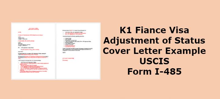uscis cover letter sample