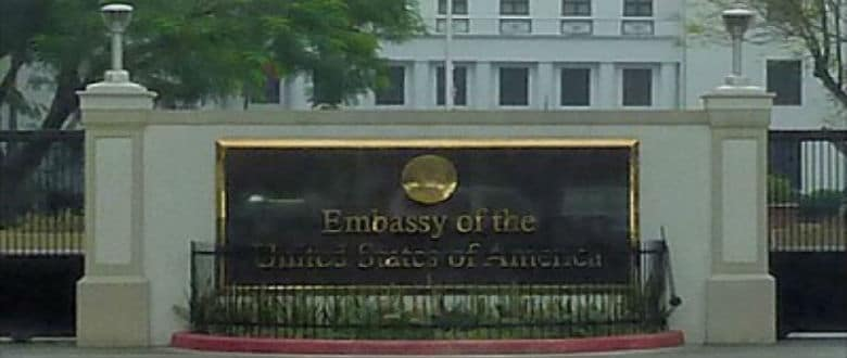 US Embassy Manila Philippines Where To Apply For Spouse Visa DCF Philippines  USCIS Phase.