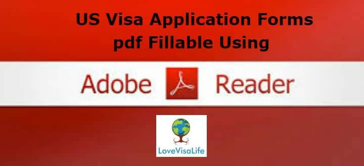 Form us pdf visa