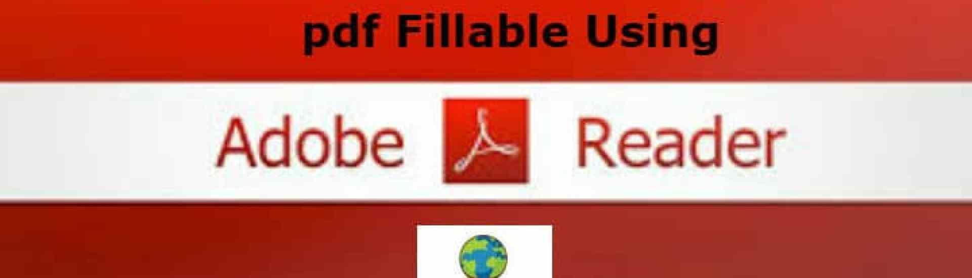 uscis visa application forms pdf fillable using adobe acrobat reader