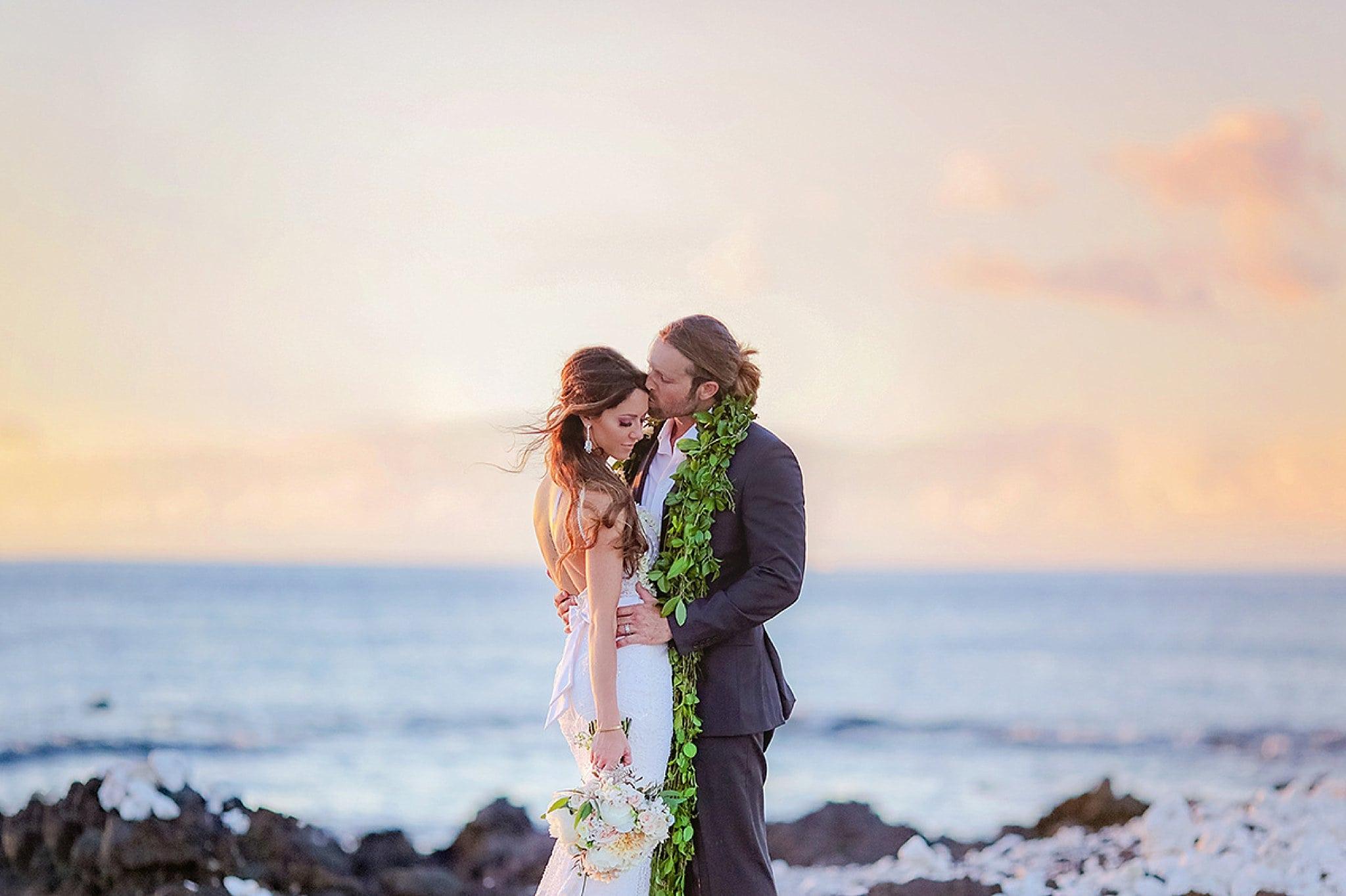 Fairmont Orchid Big Island Wedding Photographers Love
