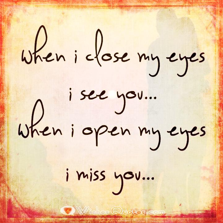 See You Soon My Love Quotes