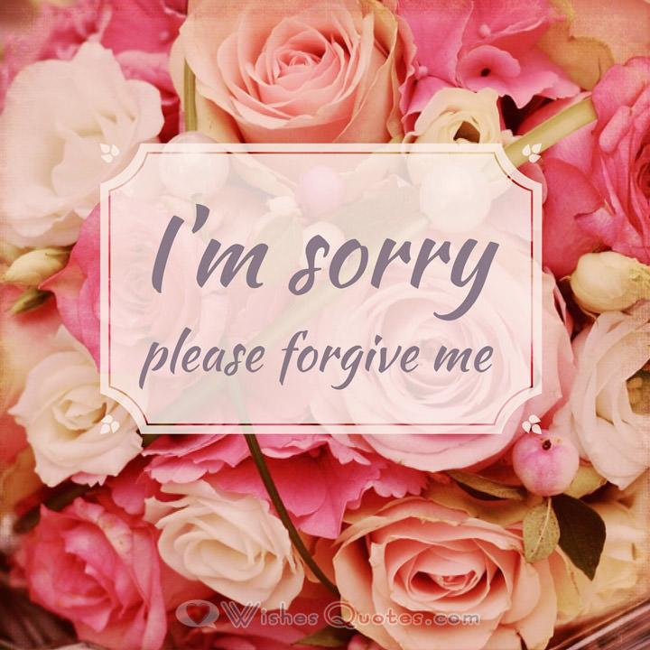 Please Forgive Me Quotes Her