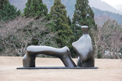 Reclining figure: Arch Leg (1969 - 70) by Henry Moore