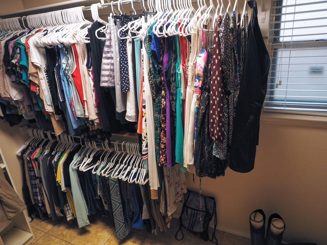 love you more too north dallas blogger plano lifestyle blogger foodie healthy how to organize your closet