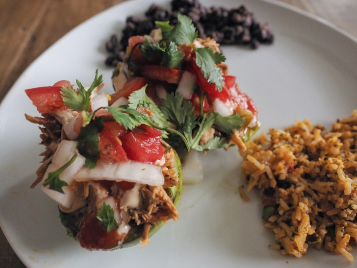 love you more too north dallas blogger plano lifestyle blogger chicken tinga stuffed avocados