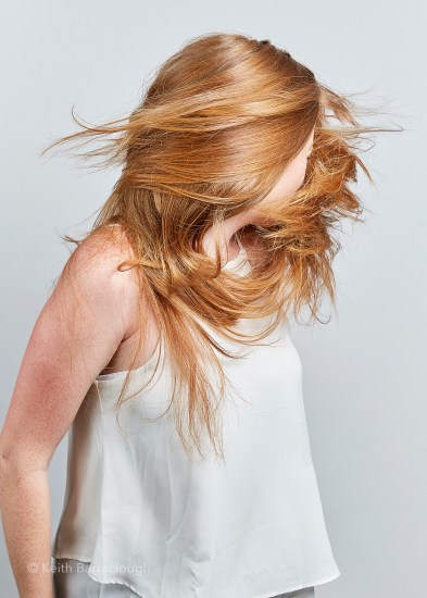 Portrait of Jessica Bradshaw for The Redhead Project