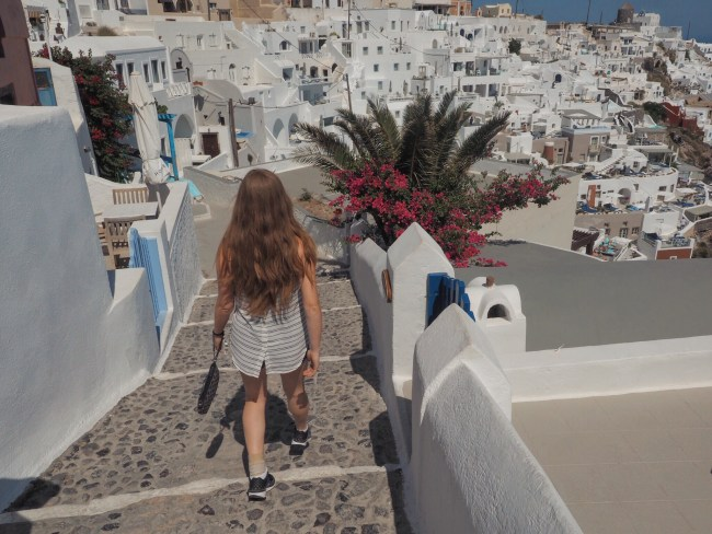love you more too north dallas blogger plano lifestyle blogger travel blogger Greece travel couple what to do in santorini Imerovigli Fira
