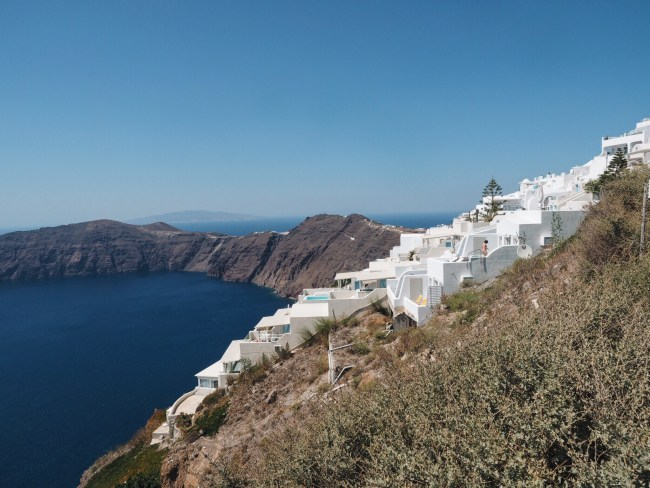 love you more too north dallas blogger plano lifestyle blogger travel blogger Greece travel couple what to do in santorini Imerovigli