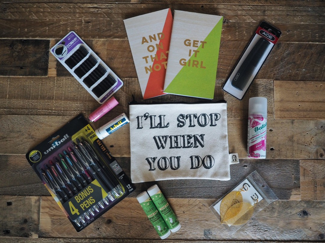 love you more too north dallas blogger plano food and fitness blogger festival survival kit