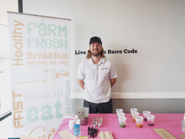The Barre Code Plano Birthday