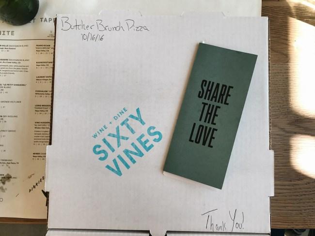Sixty Vines