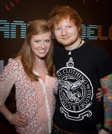 Ed Sheeran Friday Favorites Dallas Fitness Blog Blogger Love You More Too