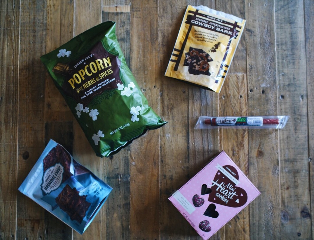 Trader Joe's Road Trip Snacks Travel Blogger North Dallas Blog Blogger Love You More Too