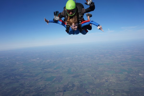 Skydive Spaceland Dallas Lifestyle blogger North Dallas Blog Blogger Love You More Too