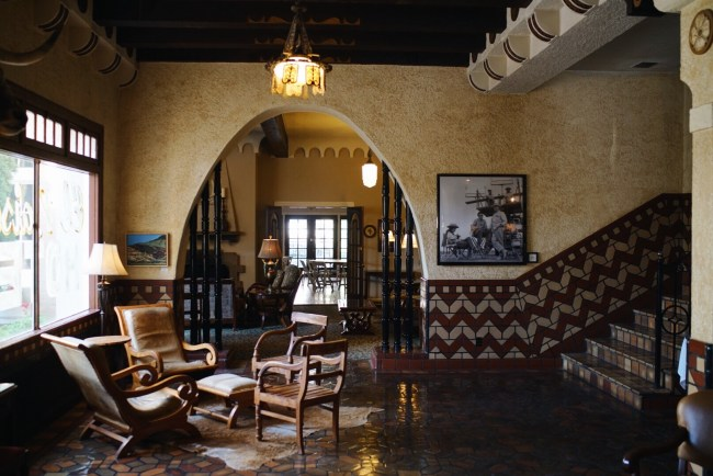 Hotel Paisano Van Life Marfa Travel Blog Blogger Love You More Too