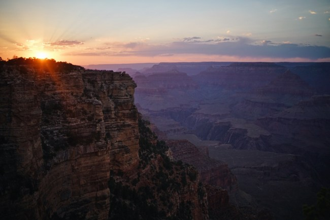 Van Life Grand Canyon National Park Travel Blog Blogger Love You More Too
