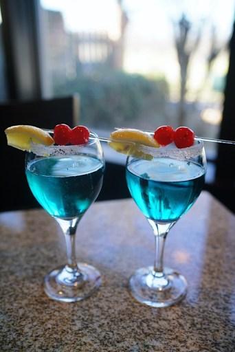 RB Golf club resort drinks