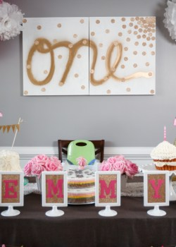 Emmy's Dohl (Korean 1st Birthday Party)