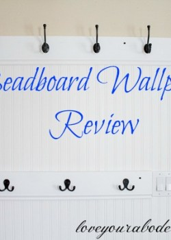 Beadboard Wallpaper Review