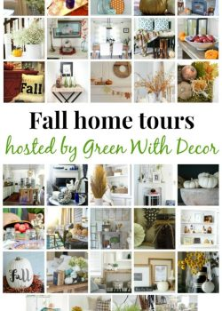 Fall Home Tours Blog Hop